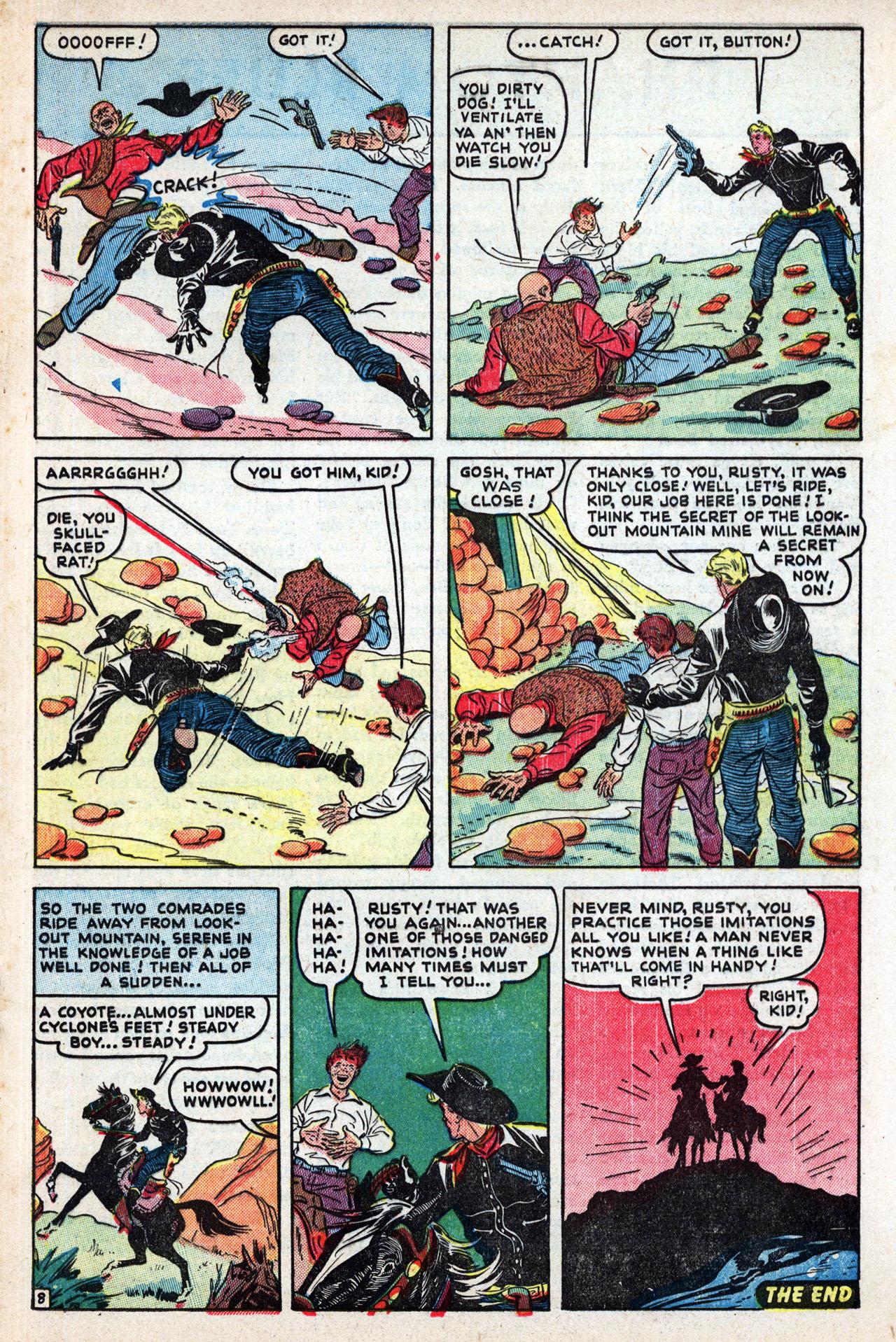 Read online Two-Gun Kid comic -  Issue #8 - 19
