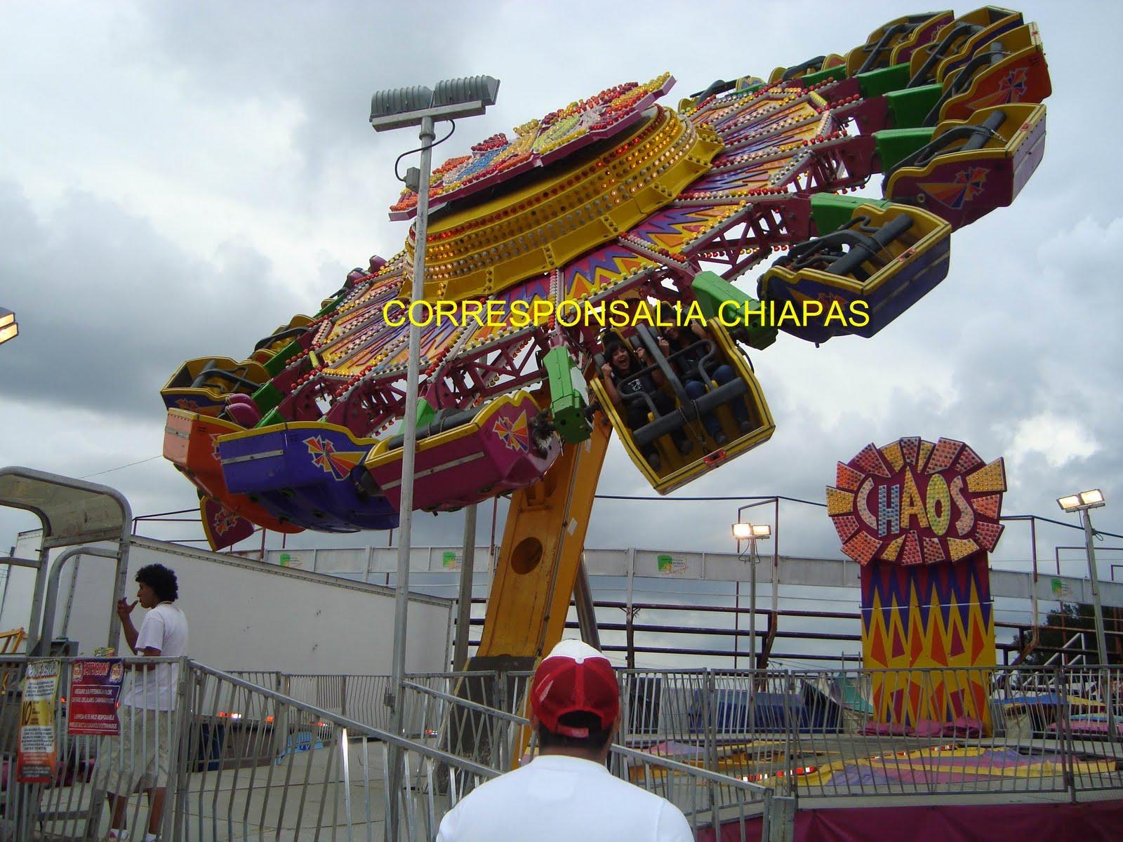 Hoy Los Juegos Mecanicos Sera Gratuitos En La Expo Feria El Blog