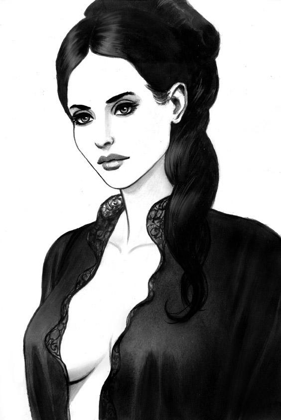 personnage femme bd