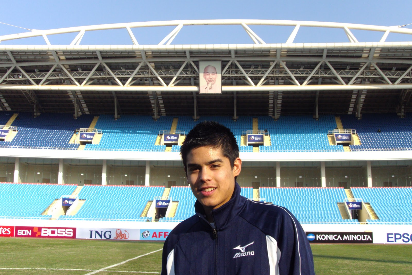 Mark Drinkuth of philippine football team the azkals