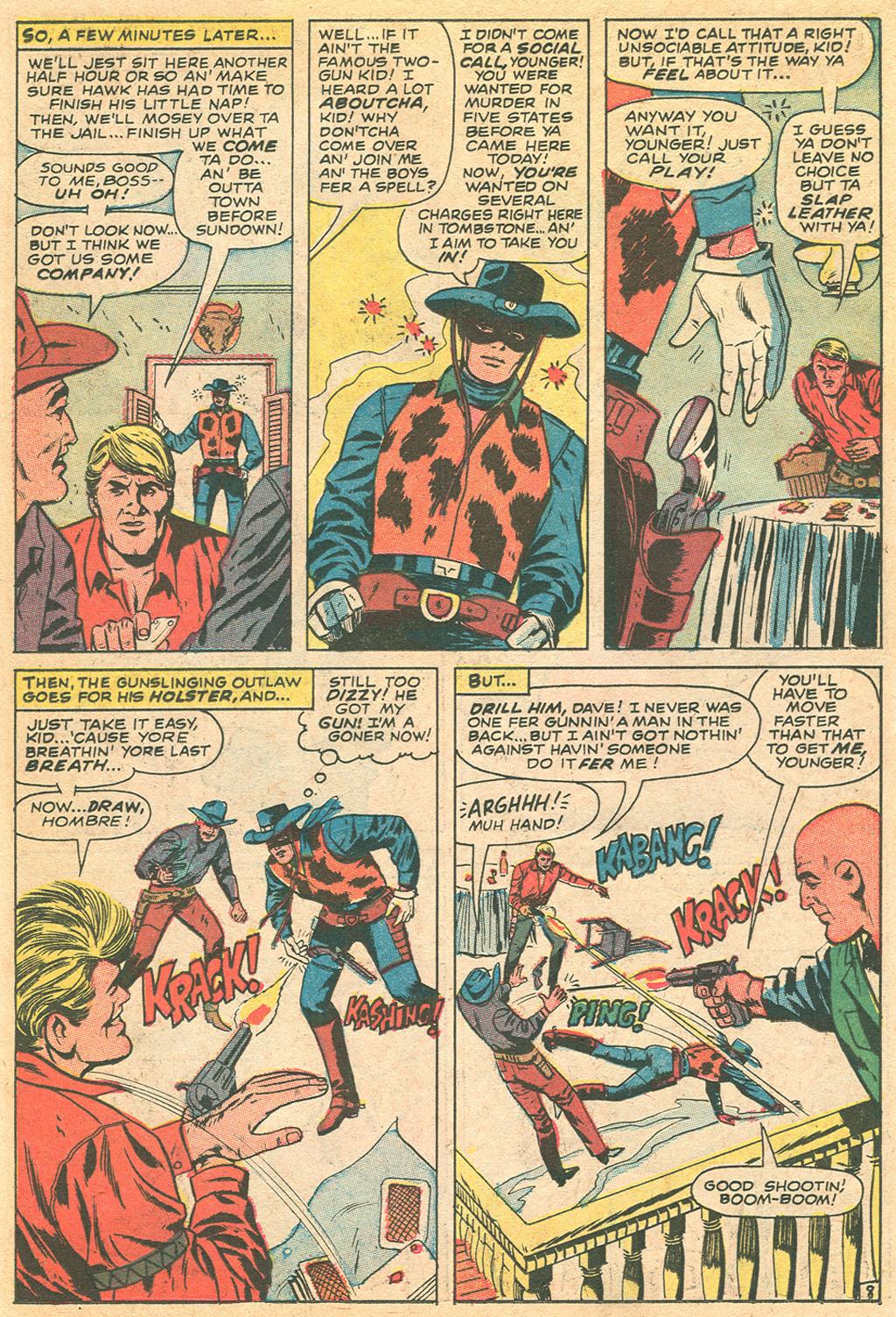 Read online Two-Gun Kid comic -  Issue #86 - 11