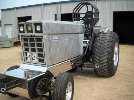 Tractor Pulling News - Pullingworld.com: Haslag Steel ...