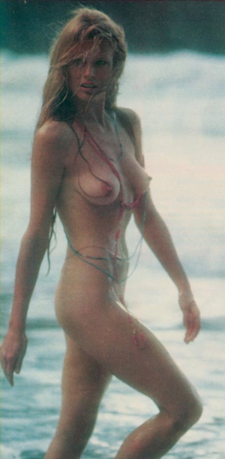 Loses kim basinger playboy nude with