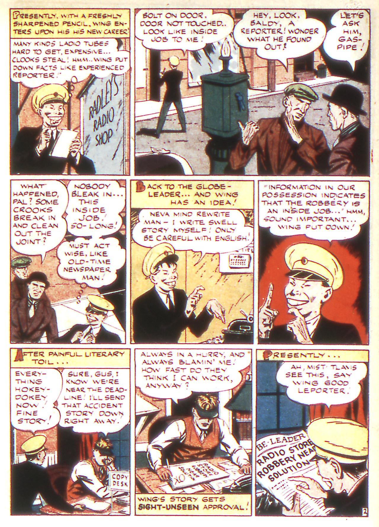 Read online Detective Comics (1937) comic -  Issue #81 - 27