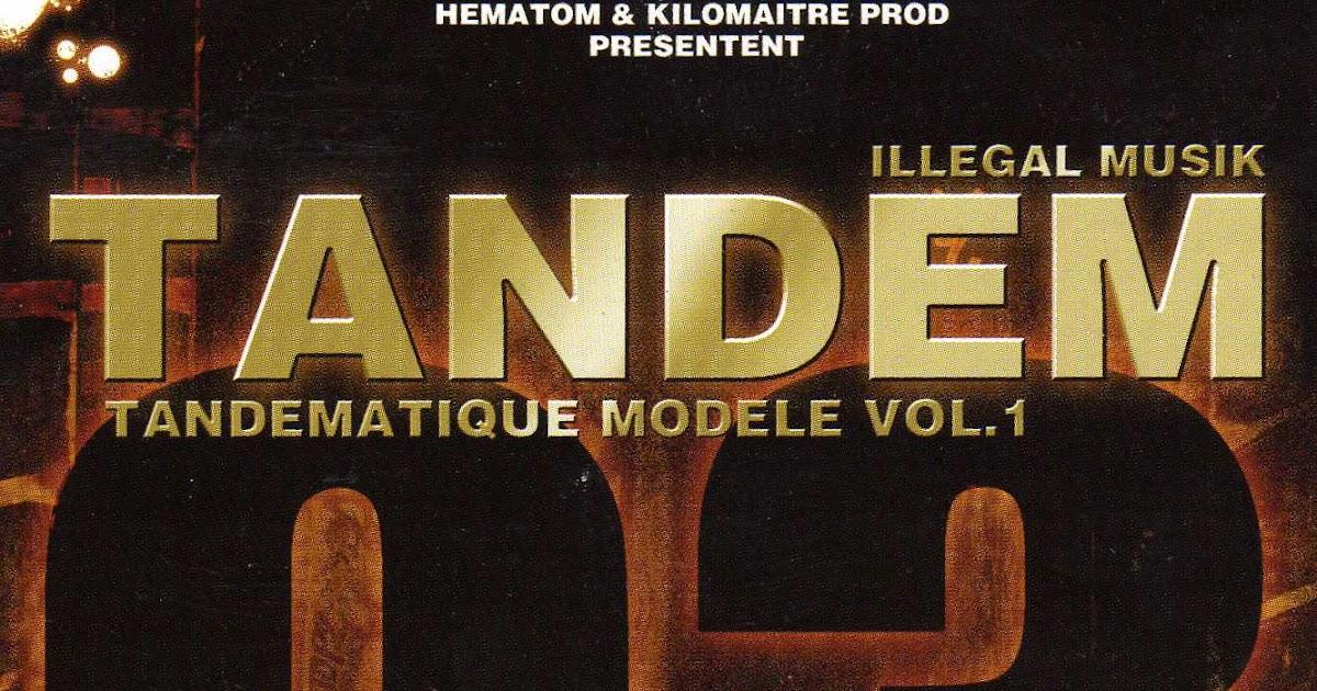 tandematique modele vol.1