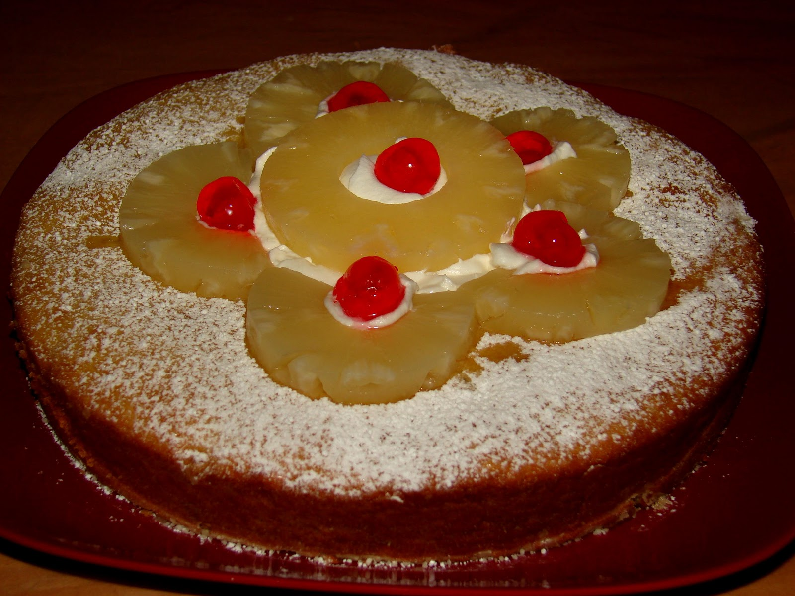 Degree Pineapple Cake Recipe