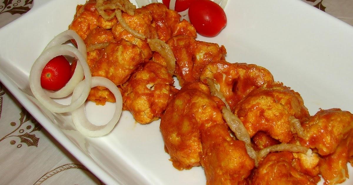 Cauliflower Seafood Recipe By Kara S Kitchen