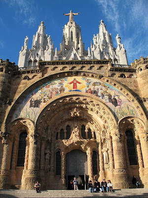 Pictures Of Churches Churches In Barcelona Spain