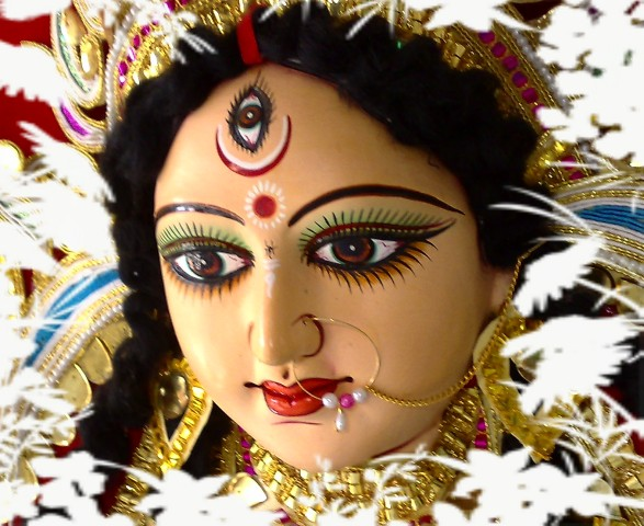 maa durga devi wallpaper