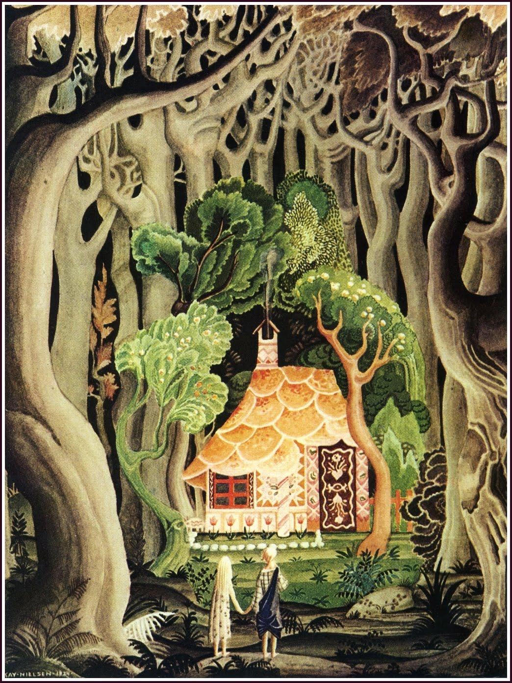 Hansel And Gretel Original Fairy Tale