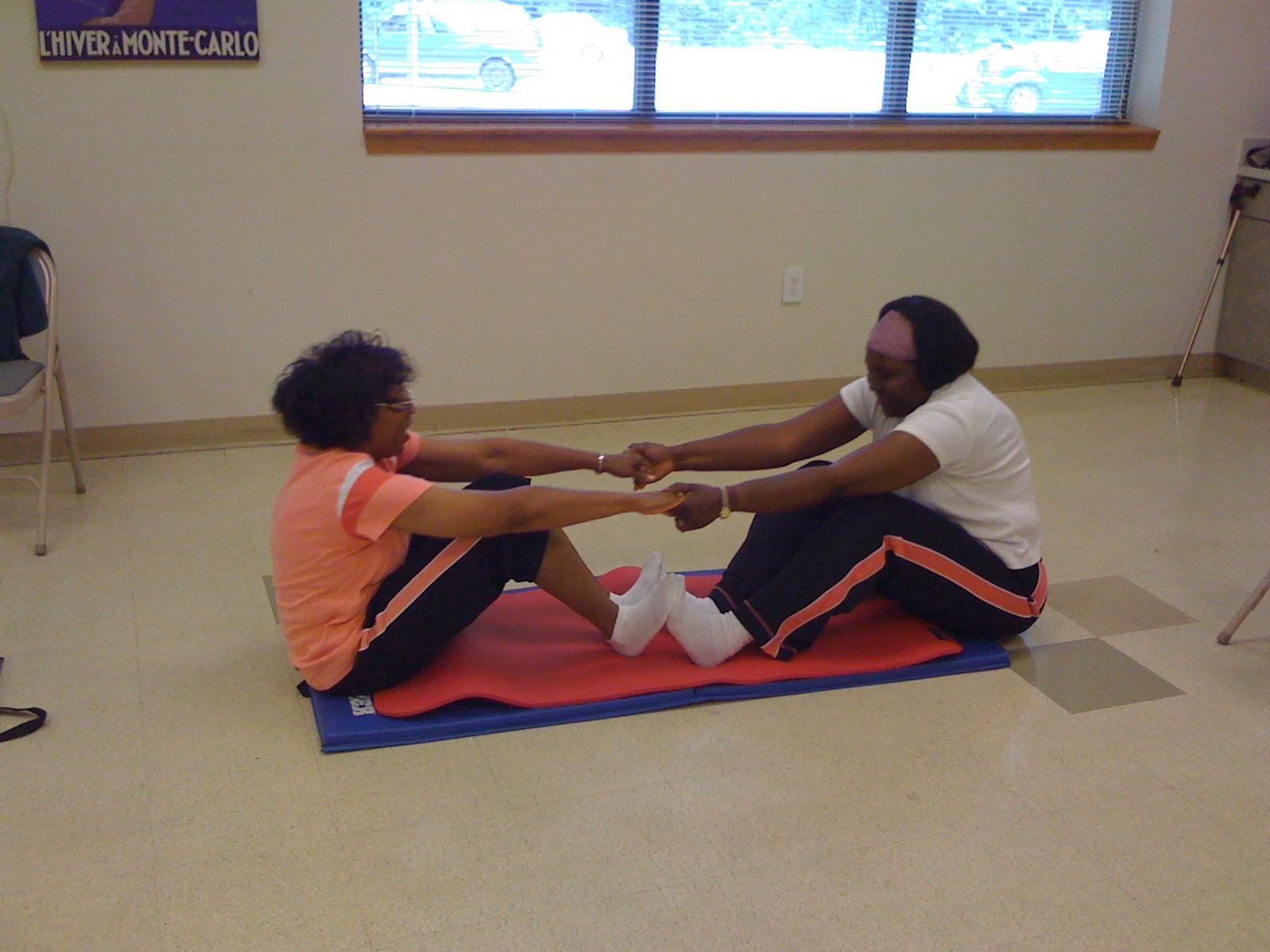 I LOVE MY TEMPLE Yoga & Wellness Center: Chair Yoga for ...