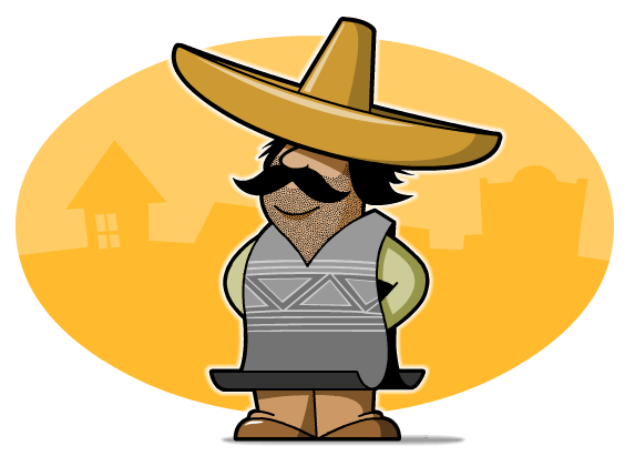 funny mexican clipart - photo #49