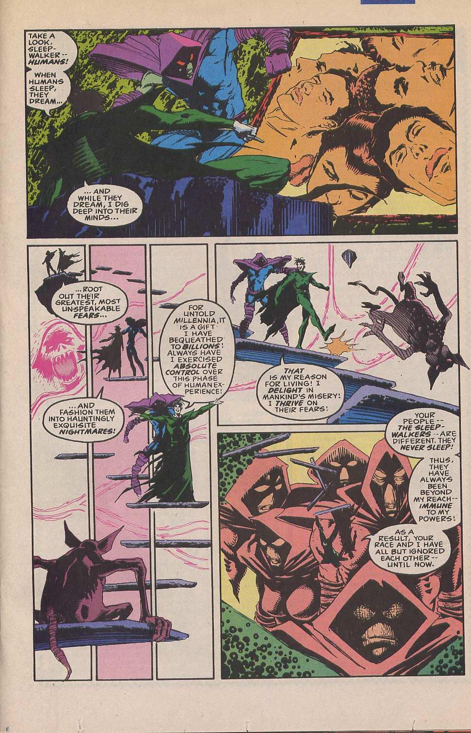 Read online Sleepwalker comic -  Issue #12 - 20