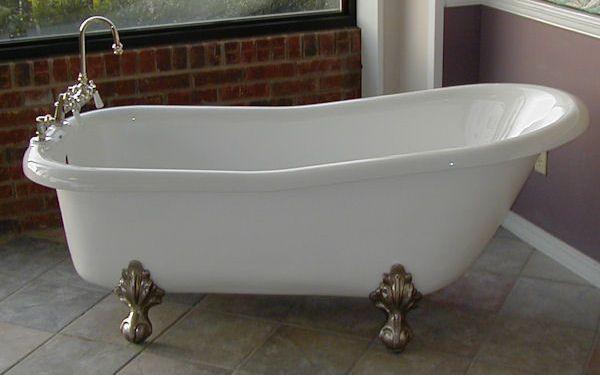 quel style de baignoire dois je choisir pour ma salle de bain meuble et decoration de salle. Black Bedroom Furniture Sets. Home Design Ideas