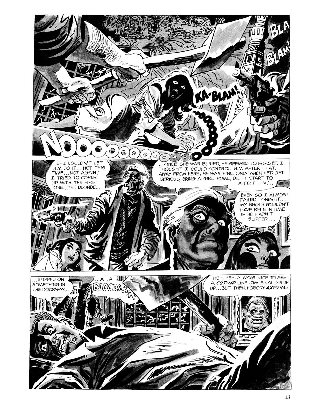 Read online Eerie Archives comic -  Issue # TPB 2 - 118