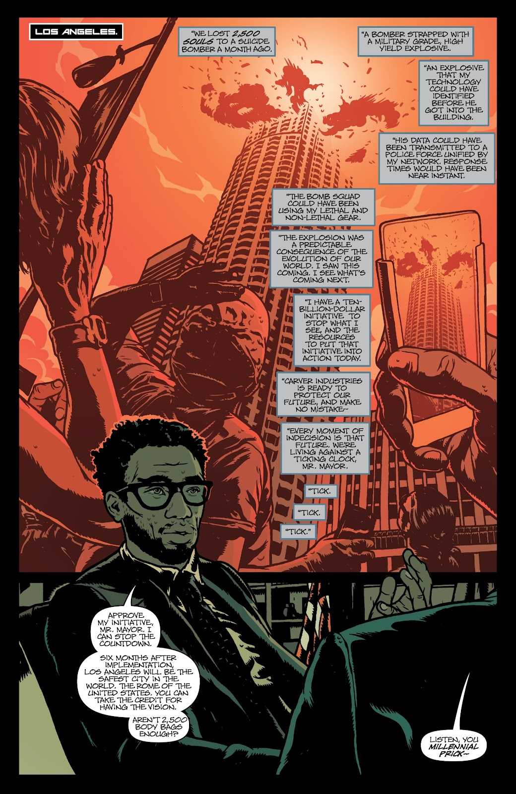 Read online Vindication comic -  Issue #1 - 27
