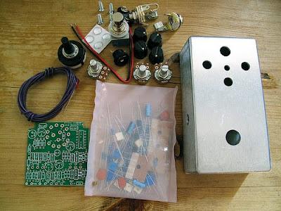 music thing music kits 1 diy guitar effect pedal kits. Black Bedroom Furniture Sets. Home Design Ideas