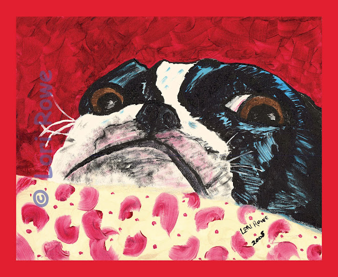 Ruby - Original - and Limited Edition Giclee's