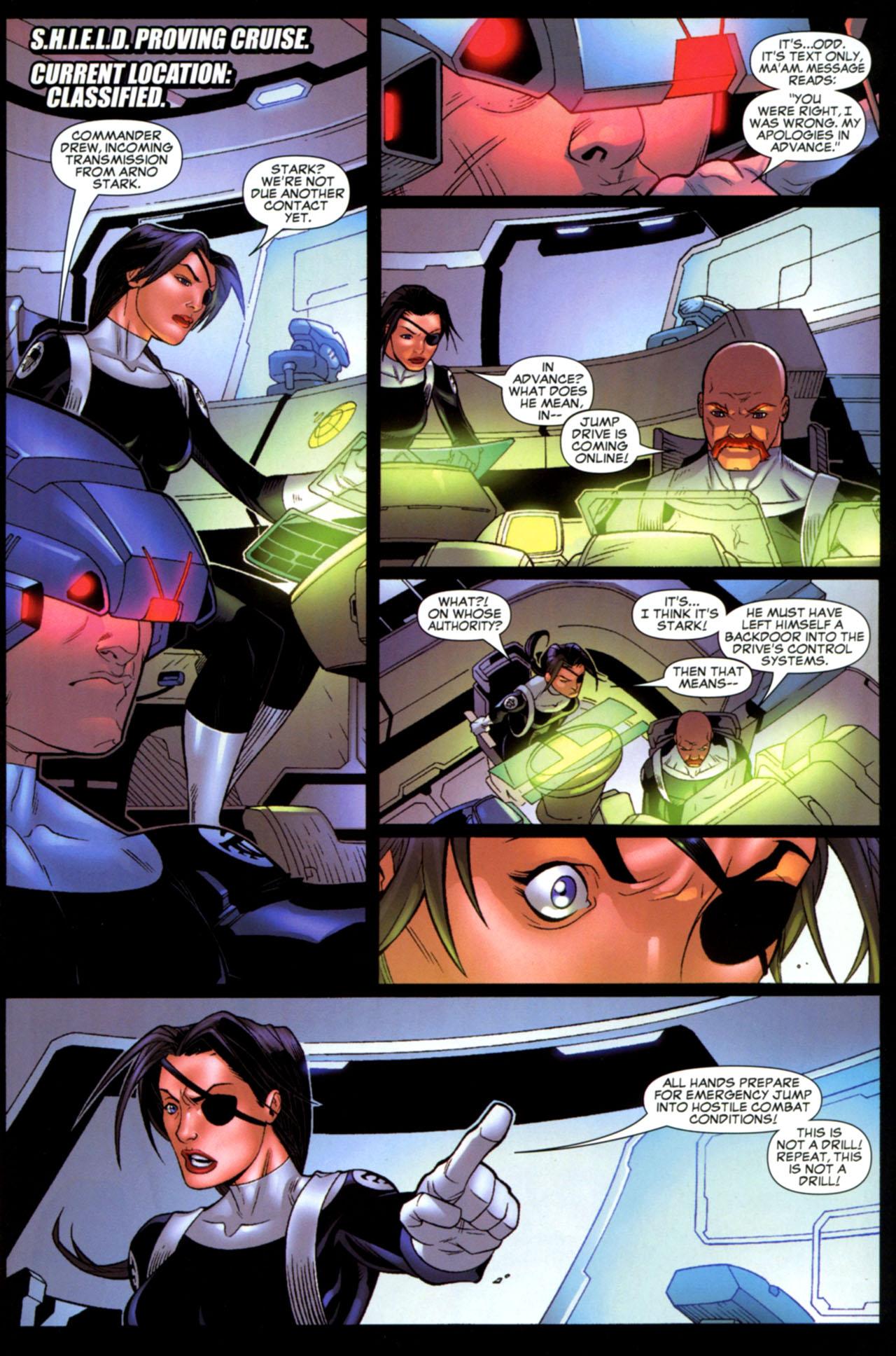 Read online Astonishing Tales (2009) comic -  Issue #4 - 15