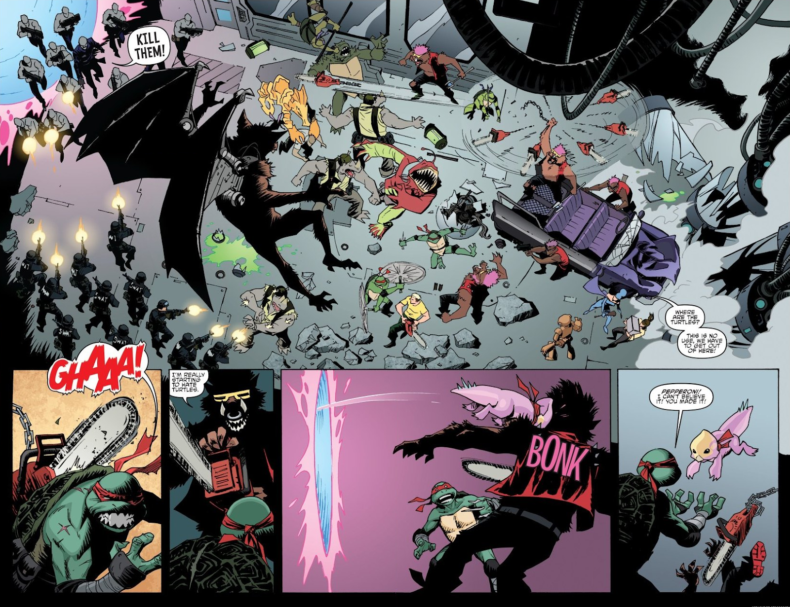 Read online Teenage Mutant Ninja Turtles: The IDW Collection comic -  Issue # TPB 8 (Part 1) - 66