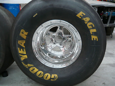 Good Year Eagle Drag Racing Tires Slicks