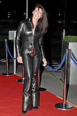 Leather Suzi Perry