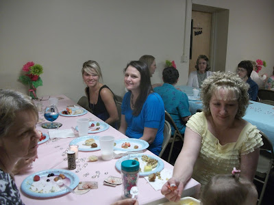 Bethel Baptist Church: Mother/Daughter Brunch May 1, 2010