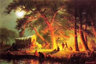 اشهر عشرة لوحات عالمية albert-bierstadt-fam
