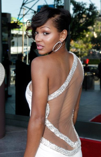 Meagan Good Tattoo : meagan, tattoo, Tattoo, Designs:, Meagan, Haircut