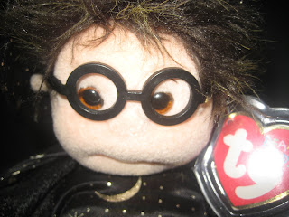 This is the cutest Harry Potter knockoff I ve ever seen. It s made by TY Beanie  Babies. When I saw it I just had to have it. 20884b272a9