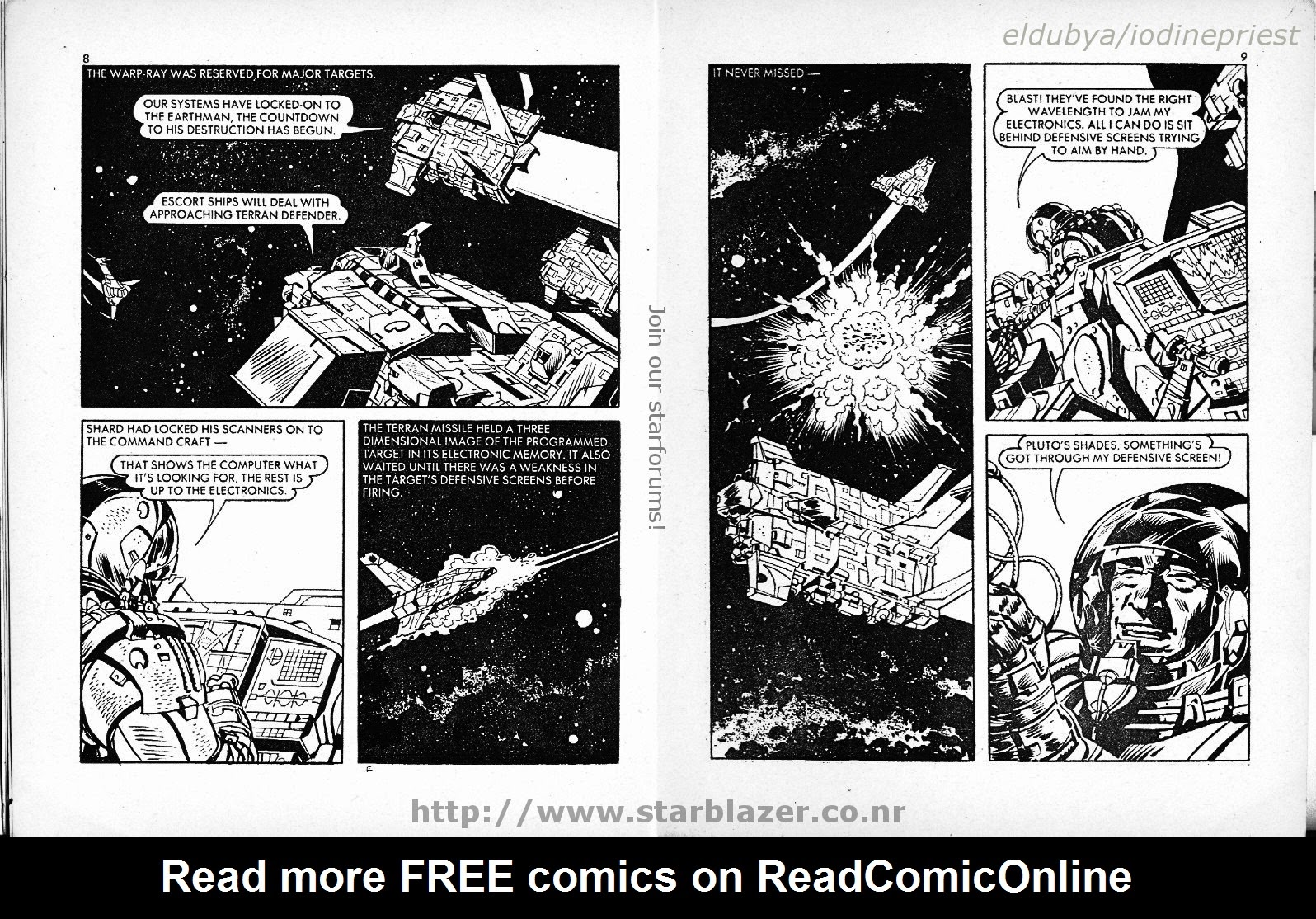 Starblazer issue 114 - Page 6
