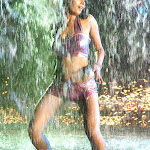 Telugu Sexy Actressvidya Rao Cleavage Show