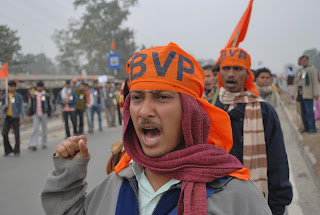 Militants of Hindutva