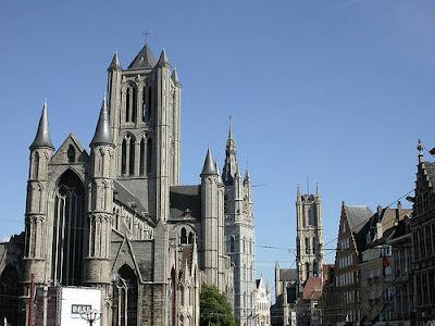 Resultado de imagen para catedral de san bavón gante