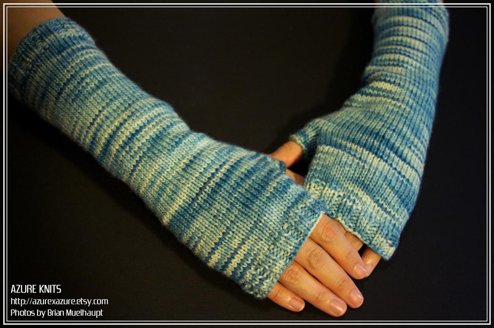 Arm Warmer Knit Pattern - Patterns Gallery