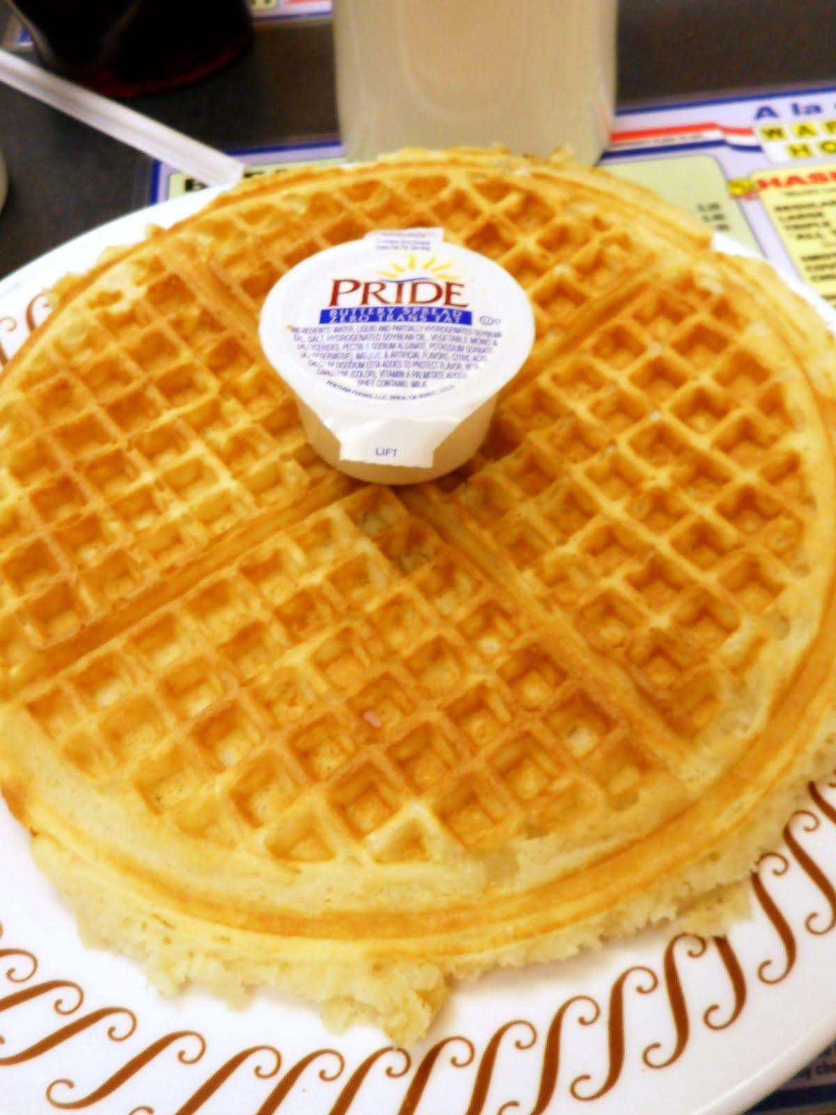 Kacey's Kitchen: Milton, FL: Waffle House