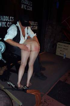 Good when Paddles bdsm club in nyc opinion you