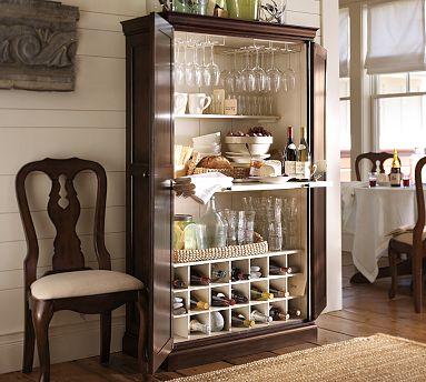 Livable Machine Bar Armoire