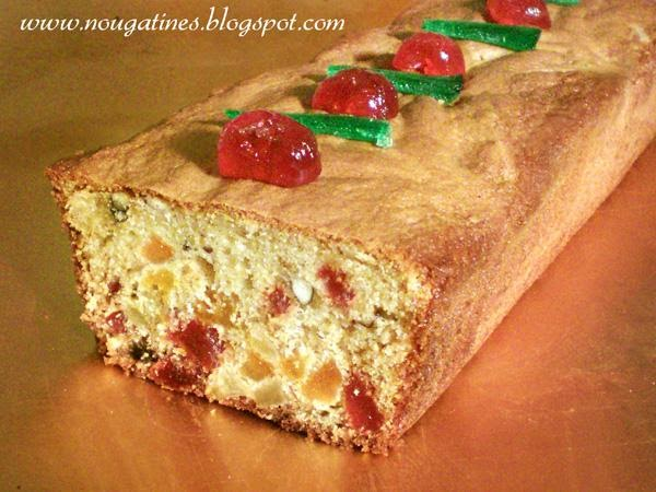 Cake Moelleux Aux Olive
