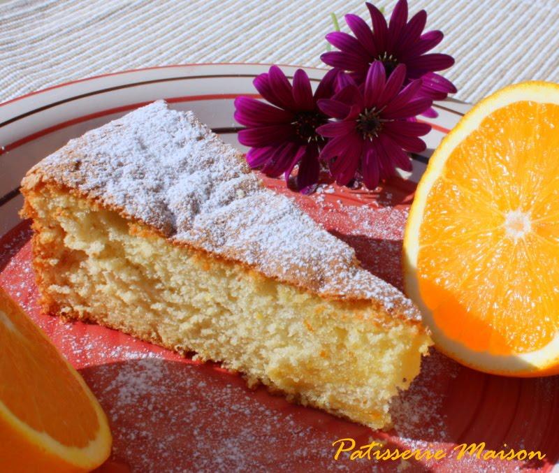 Secret Cake Moelleux