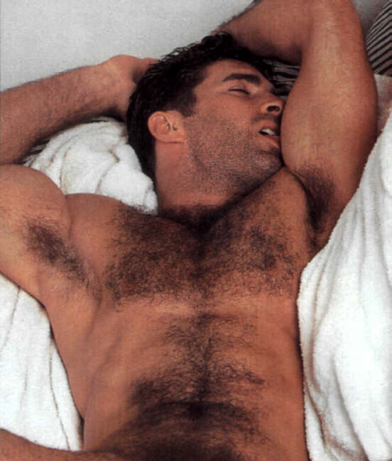hot porn gay hairy male