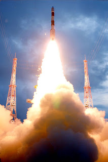 India's Moon launch