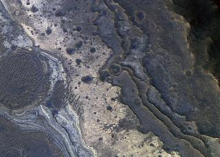 deposits on Mars