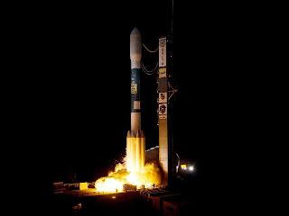 Kepler's launch