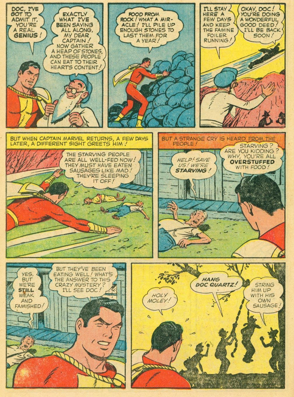 Captain Marvel Adventures issue 130 - Page 22