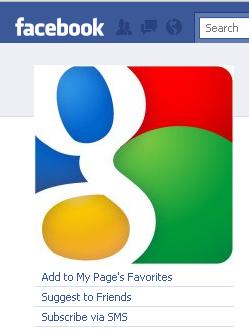 google_facebook_page