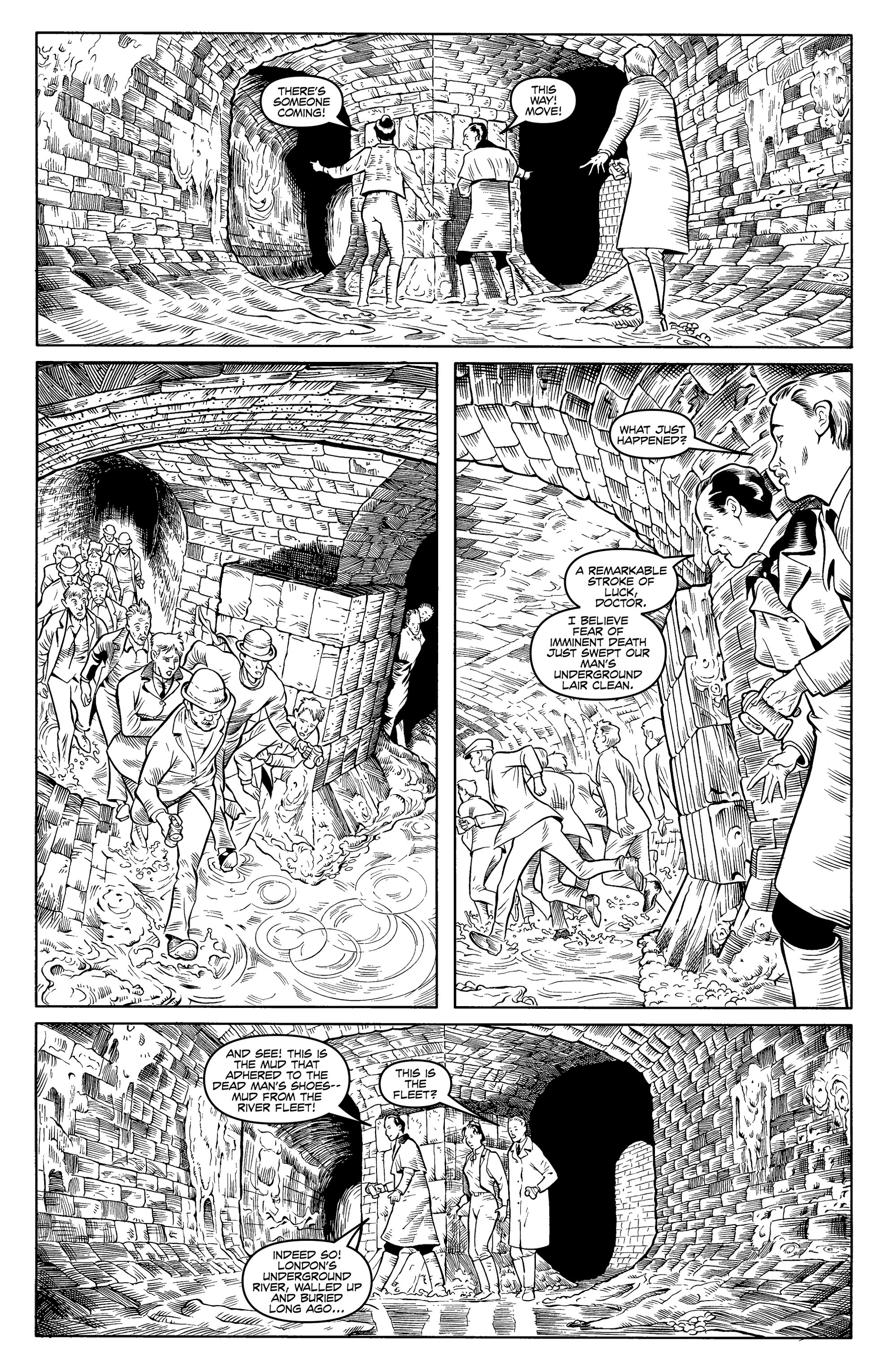 Read online Aetheric Mechanics comic -  Issue #Aetheric Mechanics Full - 38