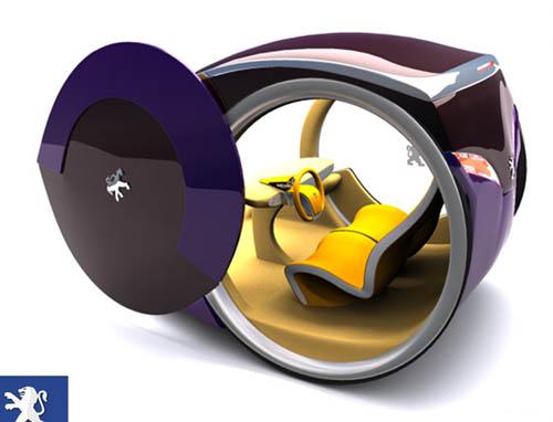 Multi-media research: Futuristic Design Inspirations