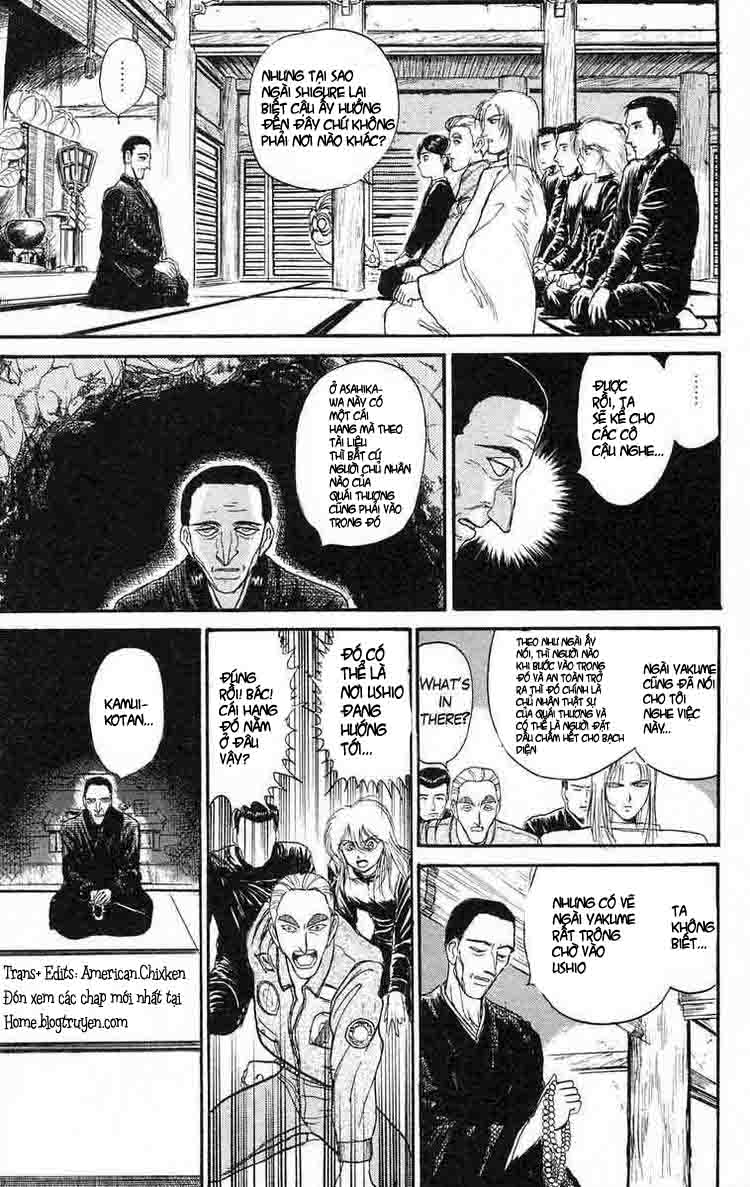 Ushio and Tora Chap 98 - Truyen.Chap.VN