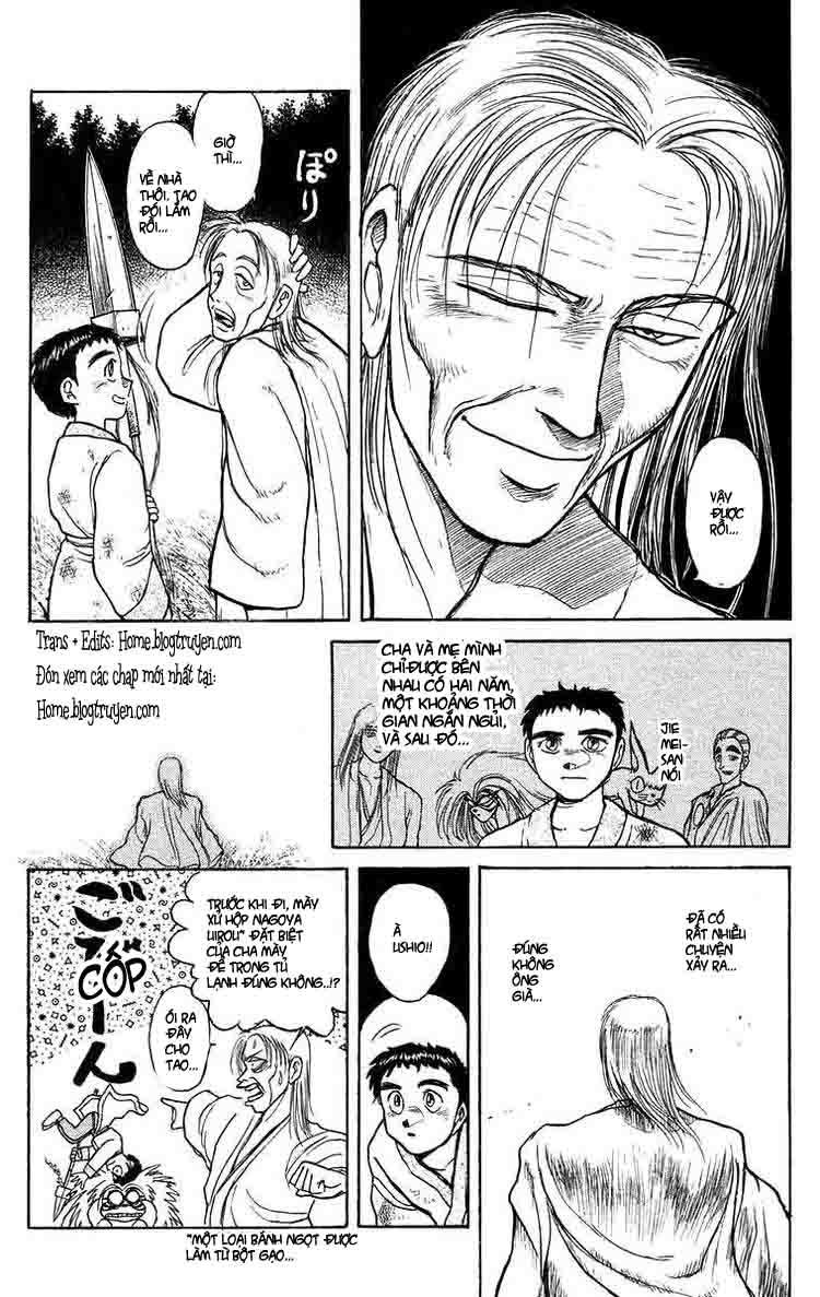 Ushio and Tora Chap 117 - Truyen.Chap.VN